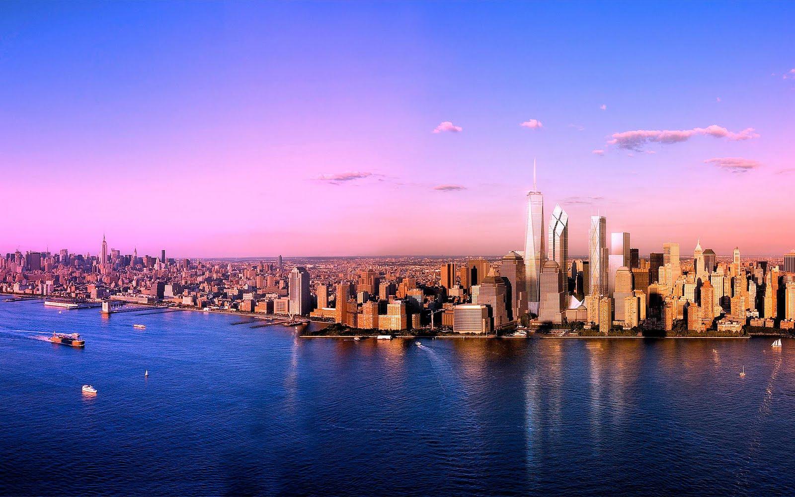 achtergrond new york